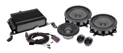 Sistema Audio Premium per Audi A3 e TT