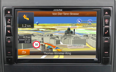 CarByCar Solution per Mercedes Vito(447) e Sprinter(906)