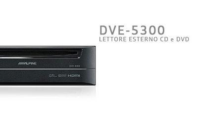DVE-5300, unità CD/DVD esterna