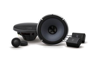 Alpine Speakers X Series