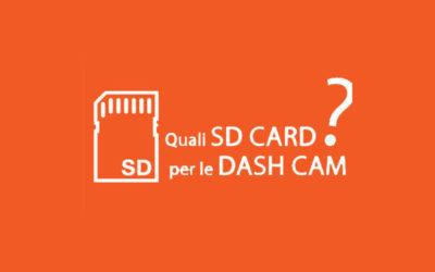 Dash Cam e SD Card