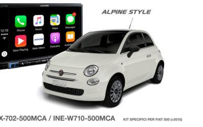 INE-W710D-500MCA, TOP CLASS !