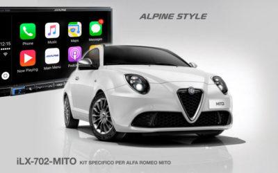 iLX-702-MITO, Kit per Alfa Romeo MITO