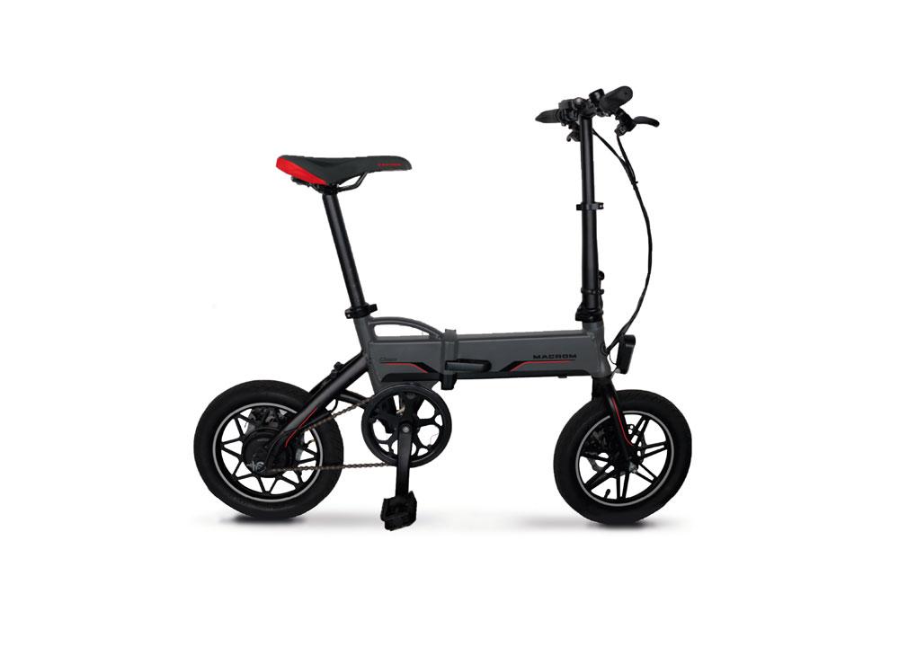 e-bike macrom modello COMO