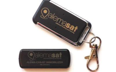 Alemasat Alema-CAN-BT, antifurto innovativo