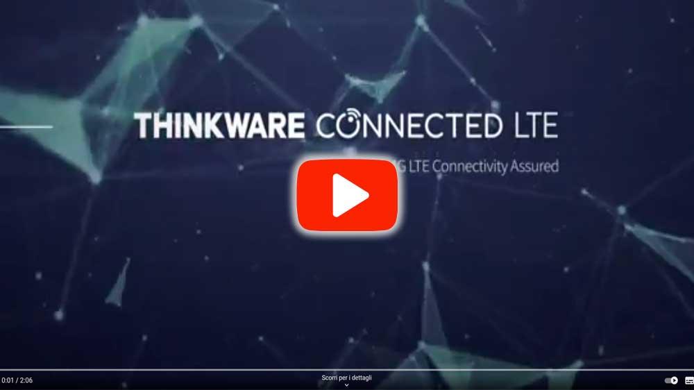 anteprima video della dash cam Thinkware F700